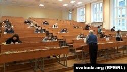 Удзельнікі сёлетняга «Беларускага пяціборства