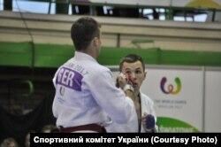 Богдан Мочульський здобув сьому золоту нагороду України