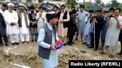 خوست والي حکم خان حبیبي