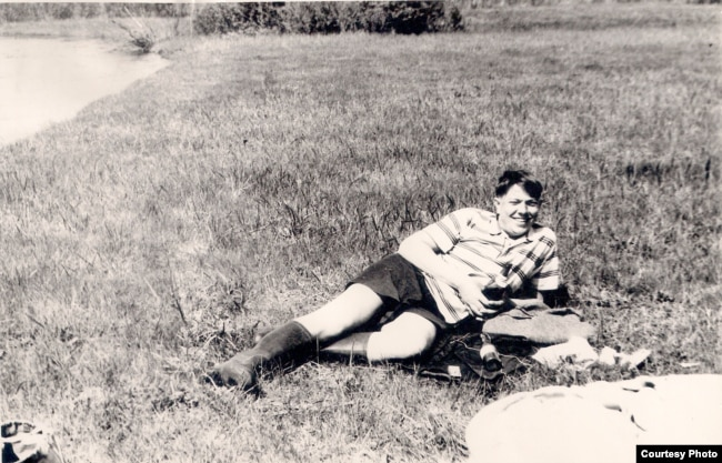 Архіўнае фота. Уладзімер Караткевіч, 1967 год