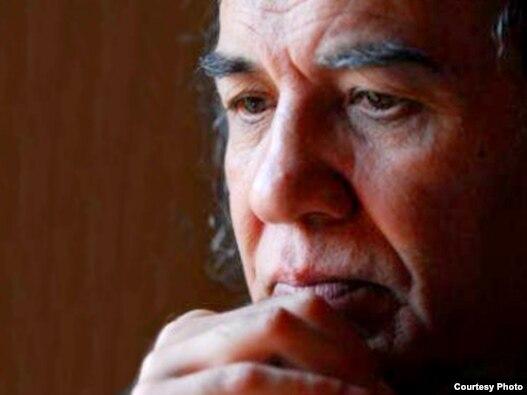 منصور کوشان، نویسنده و سردبیر فصلنامه «جنگ زمان»