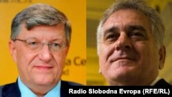 Oliver Antić i Tomislav Nikolić