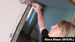 Анастасия Цуприкова делает ремонт в новой квартире. Темиртау, 13 декабря 2018 года.