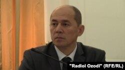 Министр юстиции Таджикистана Рустами Шохмурод
