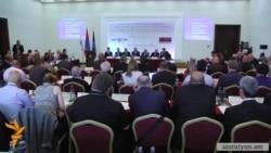 Նալբանդյան․ Եվրամիությունն է Հայաստանին դրել երկընտրանքի առջև
