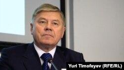 Russian Supreme Court Chairman Vyacheslav Lebedev in 2009