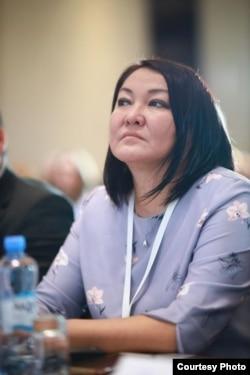Бермет Барыктабасова