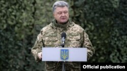 Президент України Петро Порошенко, архівне фото