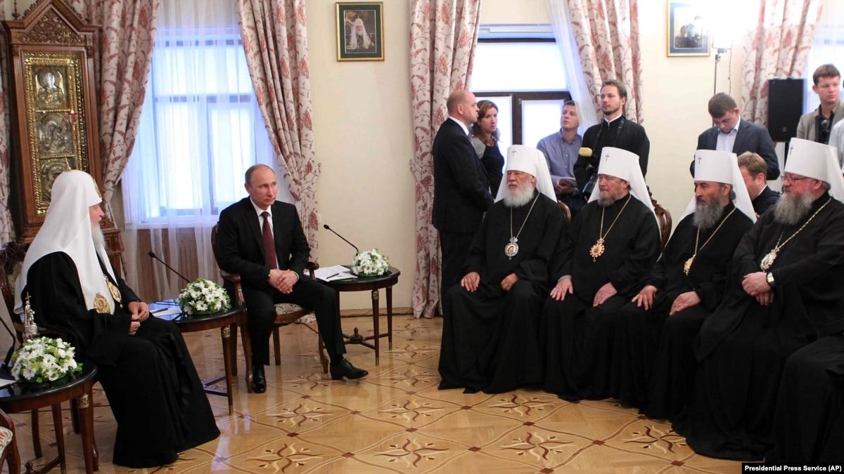 УПЦ (МП) остается неотделимой от российского государства – Дмитрий Крапивенко
