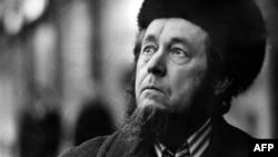 Александр Солженицын в Кельне, 15 февраля 1974 года