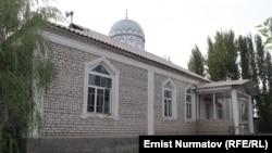Мырза-Акедеги Абдраим кары мечити.