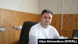 Руслан Валишанов, директор фирмы «Шымыр». Алматинская область.