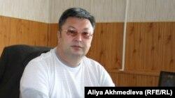 Алматы облысындағы «Шымыр» фирмасы директоры Руслан Валишанов.