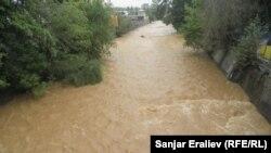 Река Ак-Буура. Иллюстративное фото.