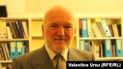 Reprezentantul preşedinției irlandeze a OSCE la negocierile pentru soluţionarea conflictului transnistrean, Erwan Fouéré.