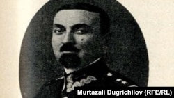 Польшаялъул Аскаралъул полковник Багьавудин Хурш