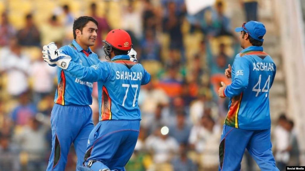 دو کرکت باز برجسته افغانستان در لیگ برتر هند بازی خواهند کرد