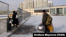 Ռուս-չինական սահմանը ժամանակավորապես բացվել է Ռուսաստանի քաղաքացիների վերադարձի համար, Բլագովեշչենսկ, 1-ը փետրվարի, 2020թ.