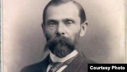 Францішак Багушэвіч. Вільня, 1880-я гг.