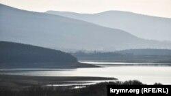 Чернореченское водохранилище, архивное фото