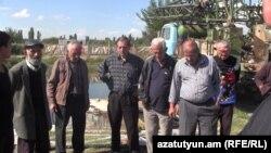 Արարատի մարզ, գյուղ Դաշտավան, 7-ը հոկտեմբերի, 2014թ.
