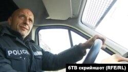 Андон Андонов в телевизионен репортаж по бТВ, излъчен през декември 2017 г.
