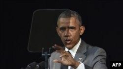 Выступление Обамы в Большом театре Гаваны