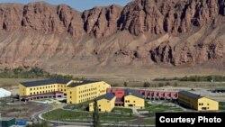 Университет Центральной Азии в Нарынской области Кыргызстана.