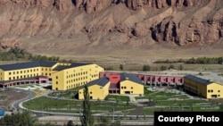 Университет Центральной Азии в городе Нарыне