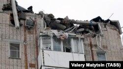 Eksplozija je uništila četiri stana