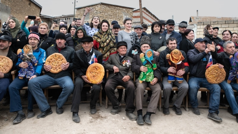 'The First Furrow' — Daghestan's Spring Festival
