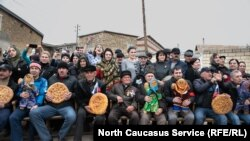 The First Furrow: Daghestan's Spring Festival