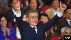 Мун Чже Ин - президенти Кореяи Ҷанубӣ