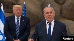 Трамп жана Нетаньяху