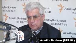 Адвокат семьи убитого журналиста Расима Алиева Асабали Мустафаев