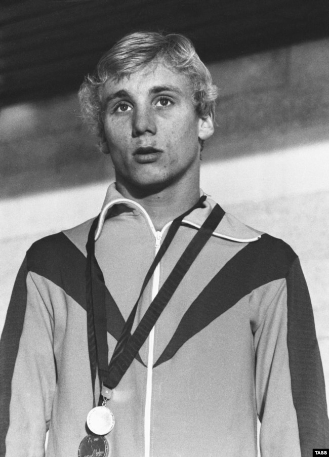 Сергей Немцанов в 1979 году