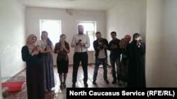 Приют для бездомных животных в Чечне