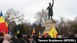 La Chișinău cu ocazia Zilei Naționale a României