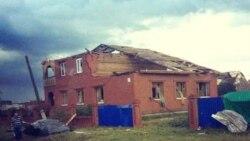 Торнадода җимерелгән 100дән артык йорт хуҗаларына ярдәм булачак