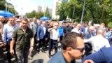 Ce nu s-a dat la televizor de la protestele din R. Moldova