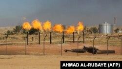 میدان نفتی کرکوک از بزرگترین و قدیمیترین میادین نفتی خاورمیانه به شمار میرود.