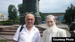 ГIабдурашид СагIидов ва ГIадалло Москваялда