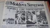 Moldova, 25 years - MOL16 Moldova Suverana 27 august 1991