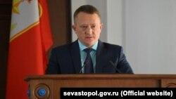 Представитель российского губернатора Севастополя в парламенте города Михаил Вавилов