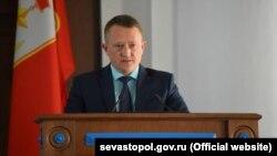 Представник російського губернатора Севастополя в парламенті міста Михайло Вавилов