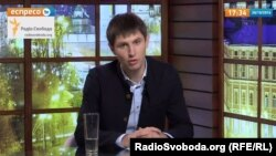 Аналітик громадської мережі «Опора» Олександр Неберикут