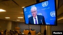 Рускиот амбасадор во ОН, Виталиј Чуркин.
