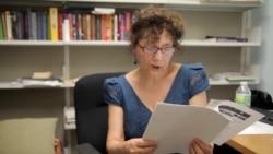 Профессор Аннета Гринли о русской литературе в США