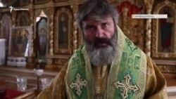 «Законы начните выполнять» – архиепископ Климент о ситуации вокруг собора в Симферополе (видео)