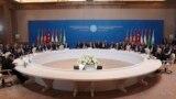 Азербайджан - заседание Тюркского совета в Баку, 15 октября 2019 г.